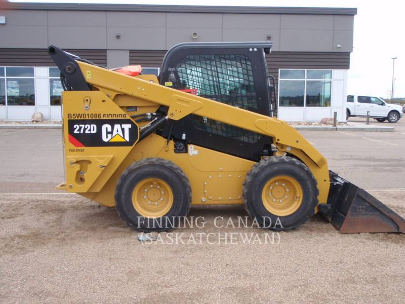 CATERPILLAR MINICARGADORAS 272D equipment  photo 1