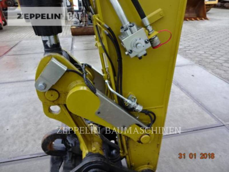 CATERPILLAR PELLES SUR PNEUS M320F equipment  photo 14