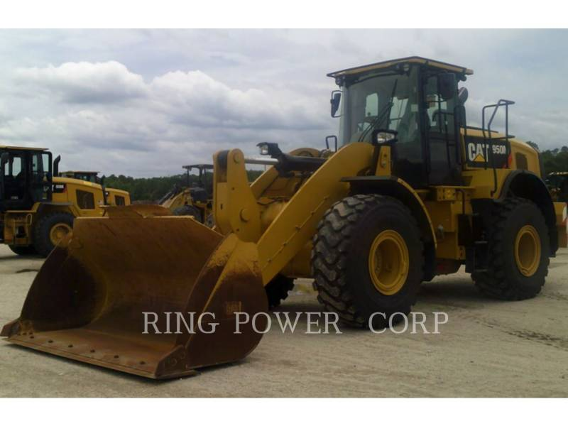 CATERPILLAR WHEEL LOADERS/INTEGRATED TOOLCARRIERS 950MHLPM equipment  photo 1
