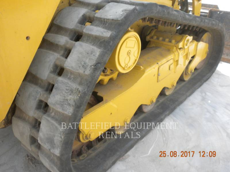 CATERPILLAR CARGADORES MULTITERRENO 259DLRC equipment  photo 7