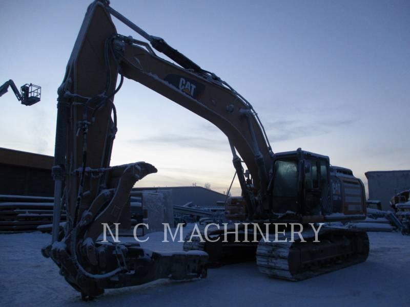 CATERPILLAR ESCAVATORI CINGOLATI 336FL equipment  photo 1