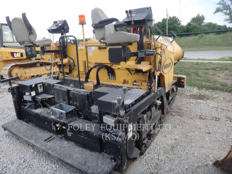 WEILER ASPHALT PAVERS P385 equipment  photo 4