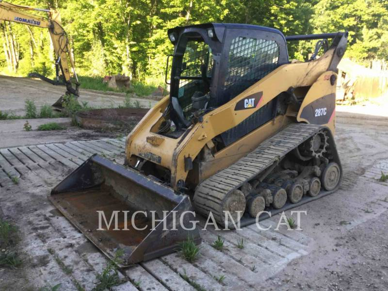 CATERPILLAR CARGADORES MULTITERRENO 287C equipment  photo 1