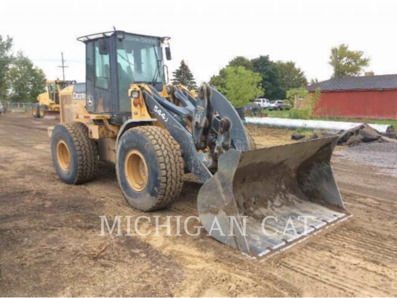 JOHN DEERE WHEEL LOADERS/INTEGRATED TOOLCARRIERS 544J equipment  photo 2