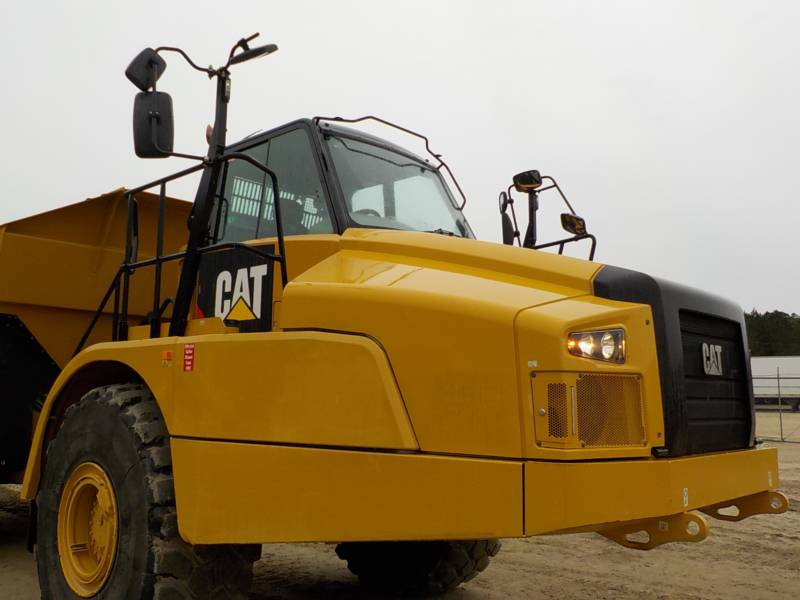 CATERPILLAR WOZIDŁA PRZEGUBOWE 745C equipment  photo 4