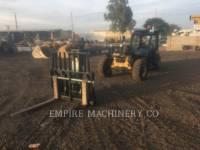 CATERPILLAR テレハンドラ TH255C equipment  photo 4