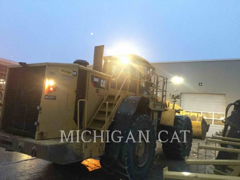 CATERPILLAR WHEEL LOADERS/INTEGRATED TOOLCARRIERS 988H RBLD equipment  photo 6