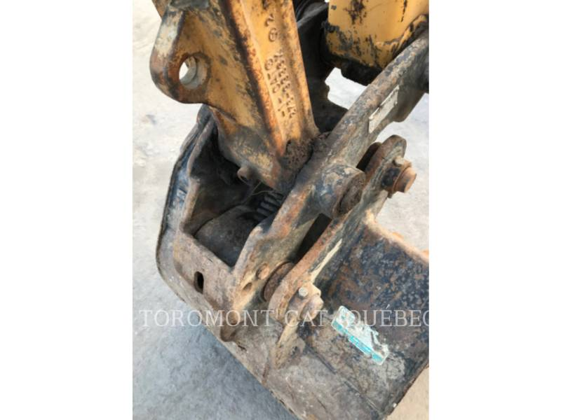 CATERPILLAR TRACK EXCAVATORS 305.5DCR equipment  photo 7