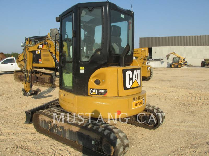 CATERPILLAR TRACK EXCAVATORS 304E2 CA equipment  photo 5