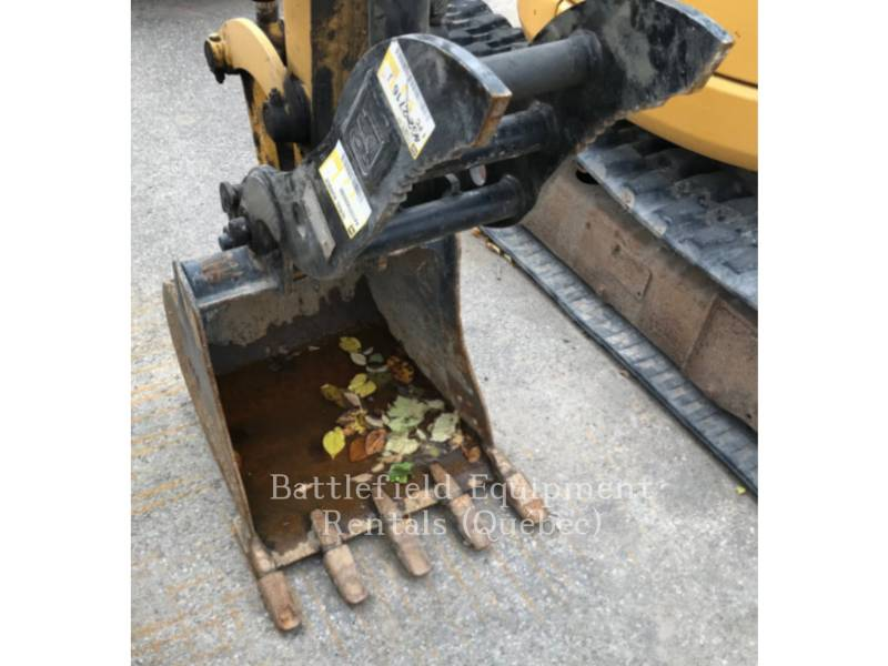 CATERPILLAR TRACK EXCAVATORS 303CCR equipment  photo 5