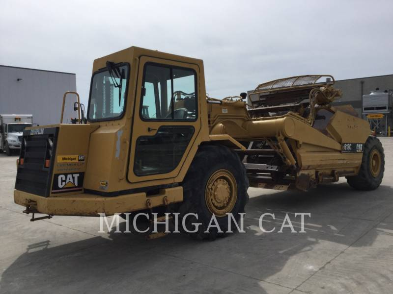 CATERPILLAR MOTOESCREPAS 613CII equipment  photo 1
