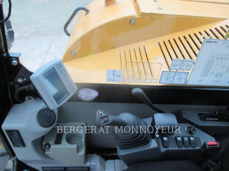 CATERPILLAR PELLES SUR CHAINES 308E2CR SB equipment  photo 3