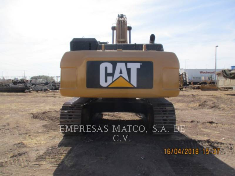 CATERPILLAR TRACK EXCAVATORS 336D2L equipment  photo 5