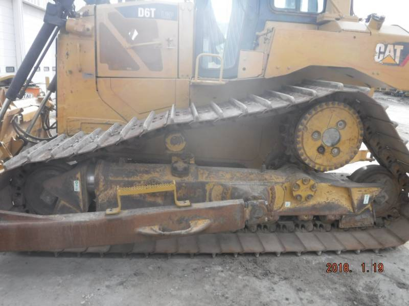 CATERPILLAR TRATTORI CINGOLATI D6TLGP equipment  photo 9