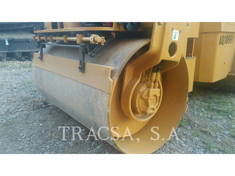 CATERPILLAR TANDEMVIBRATIONSWALZE, ASPHALT CB24 equipment  photo 7