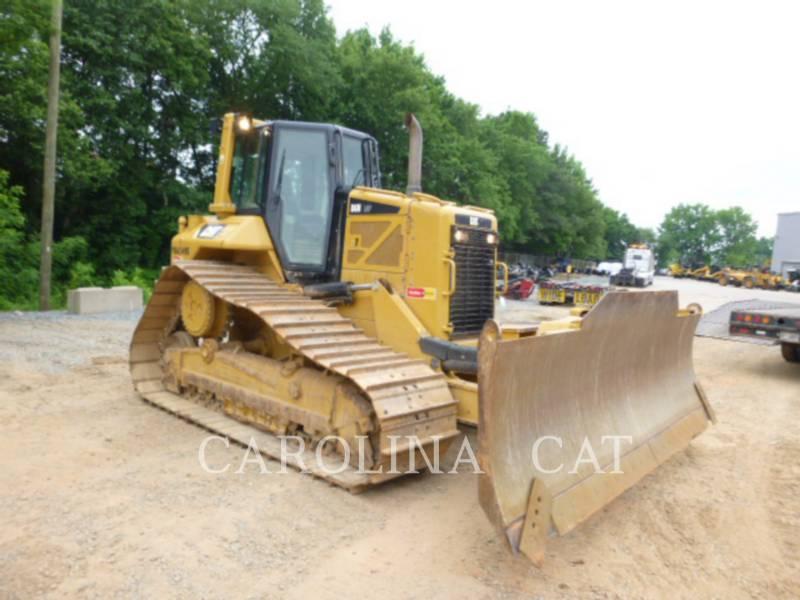 CATERPILLAR KETTENDOZER D6NLGP equipment  photo 1