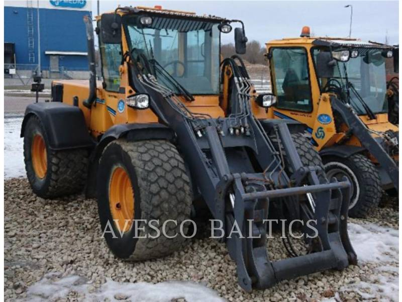 WILLE WHEEL LOADERS/INTEGRATED TOOLCARRIERS 855B equipment  photo 1