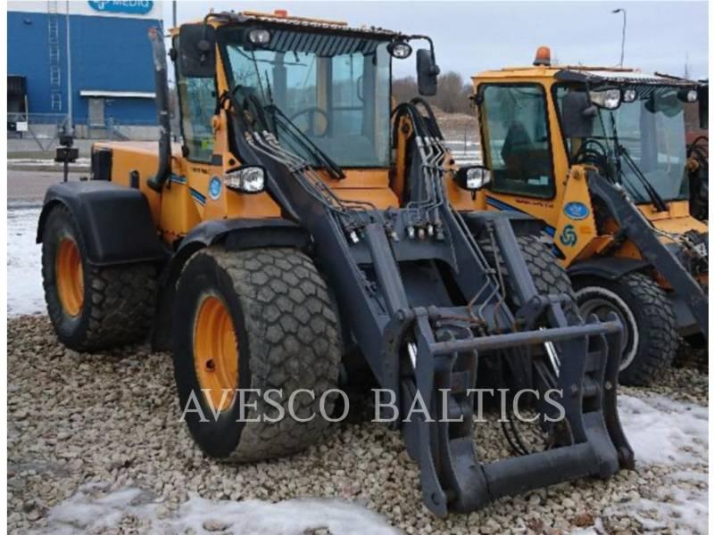WILLE CHARGEURS SUR PNEUS/CHARGEURS INDUSTRIELS 855B equipment  photo 1