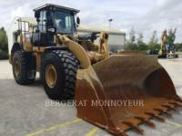 Equipment photo Caterpillar 966KXE ÎNCĂRCĂTOARE PE ROŢI/PORTSCULE INTEGRATE 1