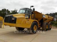Equipment photo CATERPILLAR 740B ARTICULATED TRUCKS 1