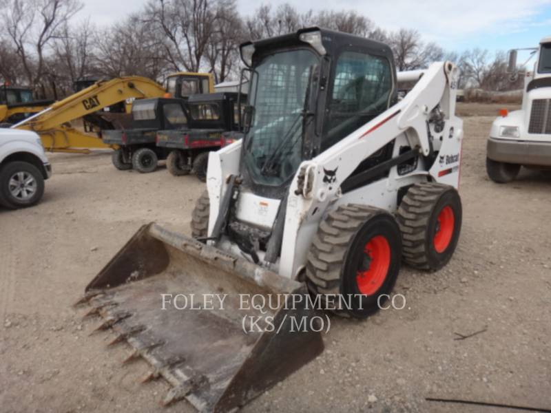 BOBCAT KOMPAKTLADER S650 equipment  photo 1