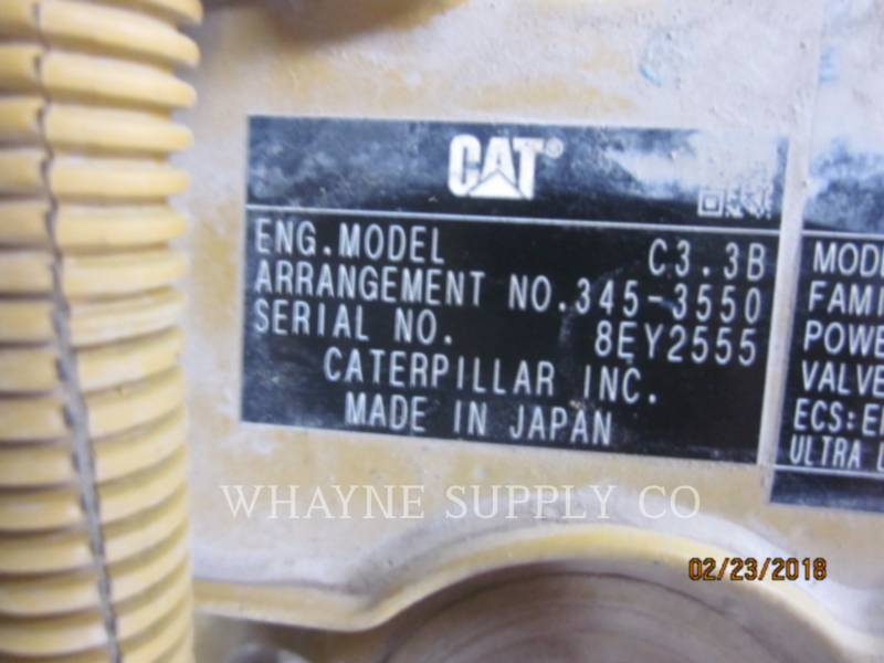 CATERPILLAR 滑移转向装载机 262D equipment  photo 11