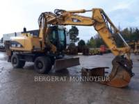 CATERPILLAR WHEEL EXCAVATORS M316C equipment  photo 1