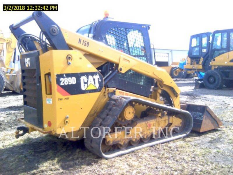 CATERPILLAR CHARGEURS COMPACTS RIGIDES 289D equipment  photo 2