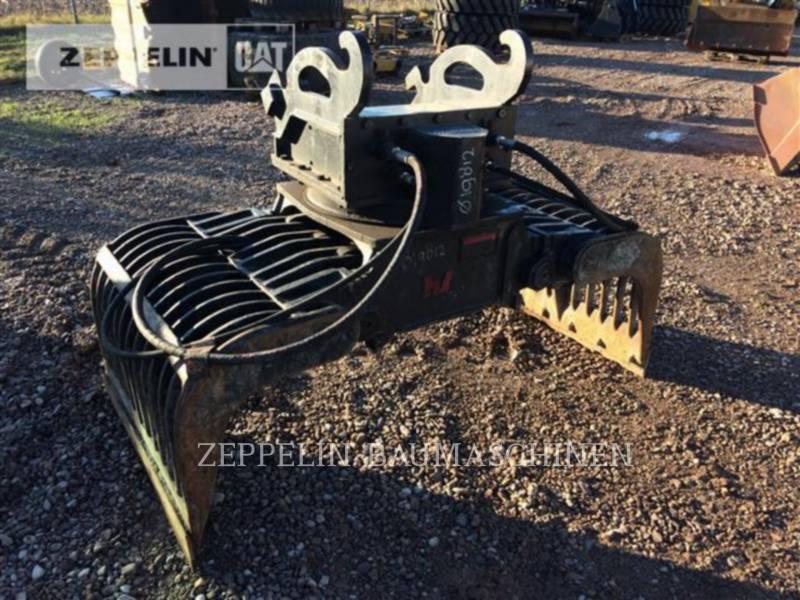VERACHTERT AG - GREIFER VRG25 equipment  photo 1