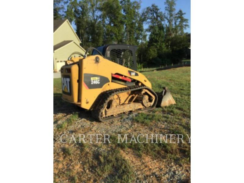 CATERPILLAR SKID STEER LOADERS 246C CYV equipment  photo 4
