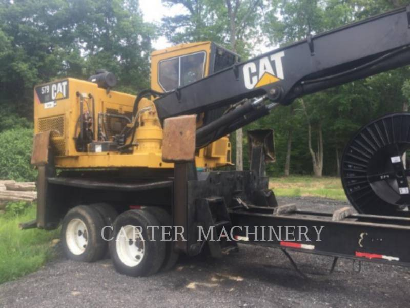 CATERPILLAR 铰接动臂装载机 579B equipment  photo 3