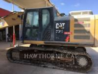 CATERPILLAR KETTEN-HYDRAULIKBAGGER 320EL TH equipment  photo 6
