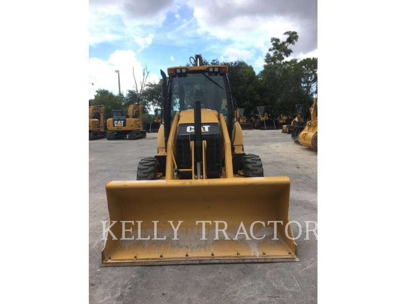 CATERPILLAR BACKHOE LOADERS 430FST equipment  photo 8
