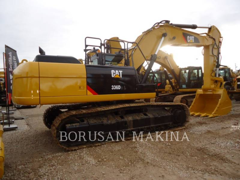 CATERPILLAR 鉱業用ショベル/油圧ショベル 336D2L equipment  photo 3