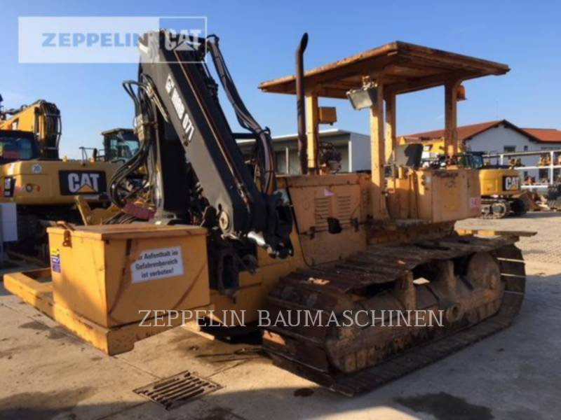 LIEBHERR TRACTEURS SUR CHAINES PR721 equipment  photo 1
