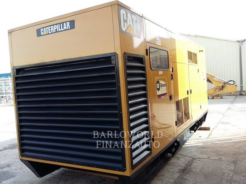 CATERPILLAR MODULES D'ALIMENTATION 3412 PGBI equipment  photo 4