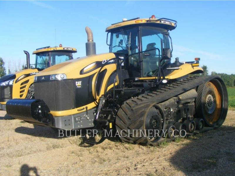 AGCO-CHALLENGER TRACTORES AGRÍCOLAS MT865C equipment  photo 1