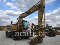 CATERPILLAR PELLES SUR PNEUS M318 equipment  photo 2