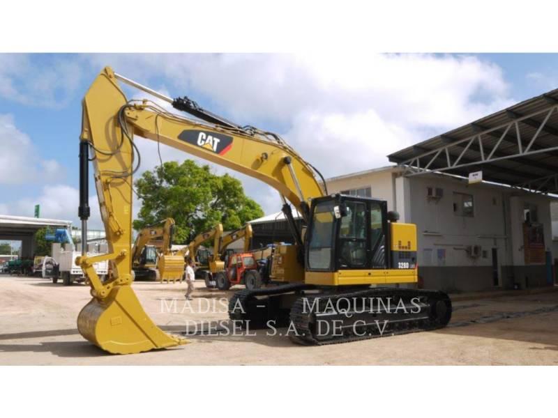 CATERPILLAR ESCAVATORI CINGOLATI 328DLCR equipment  photo 1