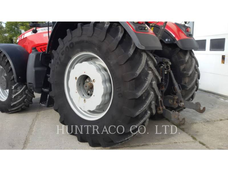 AGCO-MASSEY FERGUSON AG TRACTORS MF8680 equipment  photo 7