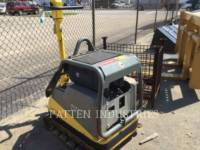 Equipment photo WACKER CORPORATION DPU6555HE COMPACTORS 1