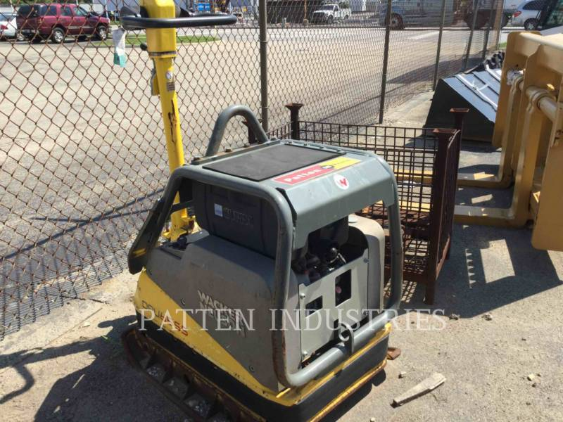 WACKER CORPORATION COMPACTORS DPU6555HE equipment  photo 1