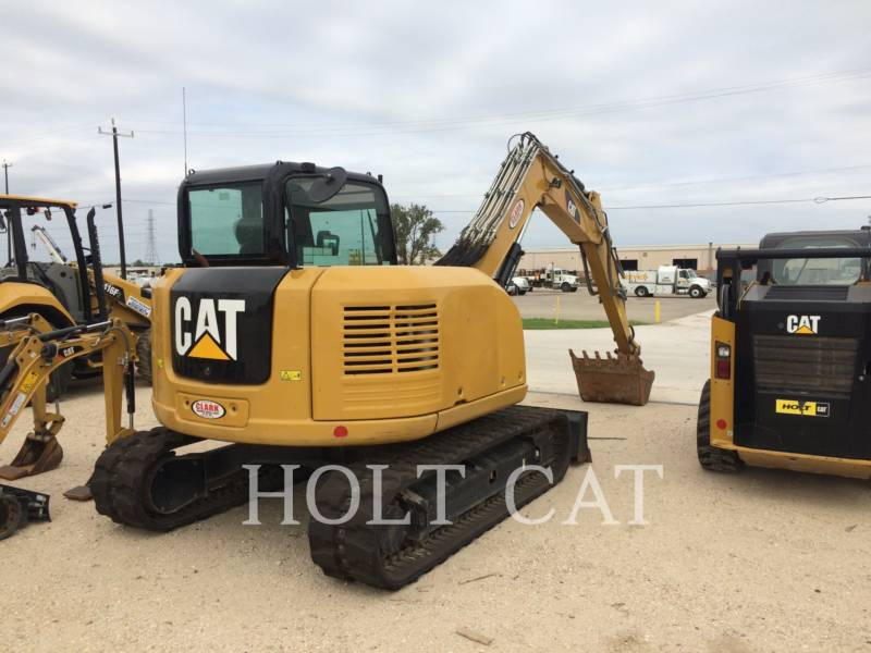 CATERPILLAR PELLES SUR CHAINES 308E2 CRSB equipment  photo 3