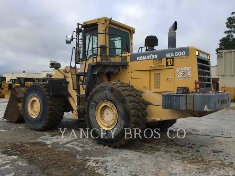 KOMATSU MINING WHEEL LOADER WA500-3LK equipment  photo 2