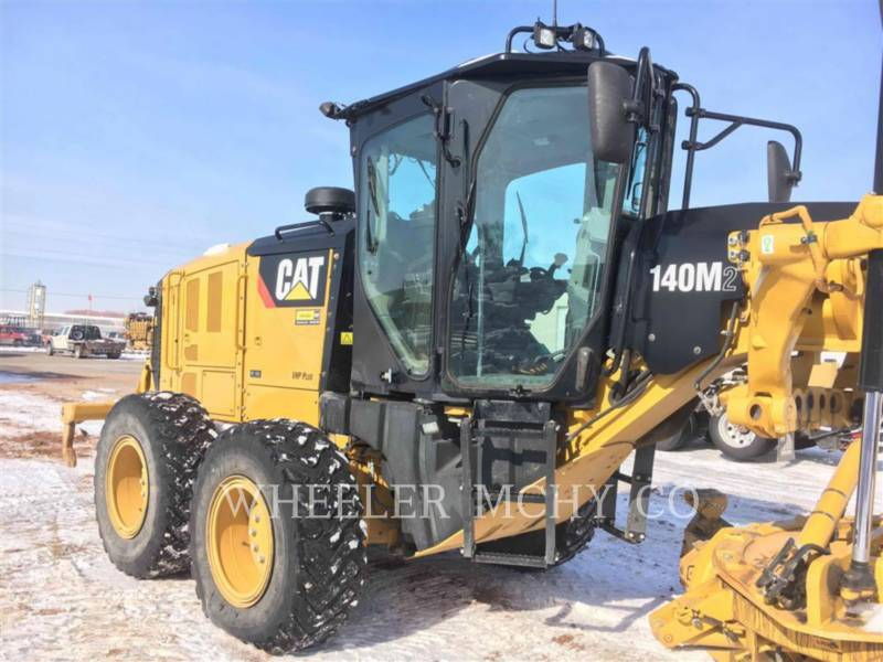 CATERPILLAR MOTOR GRADERS 140M2 ARO equipment  photo 3