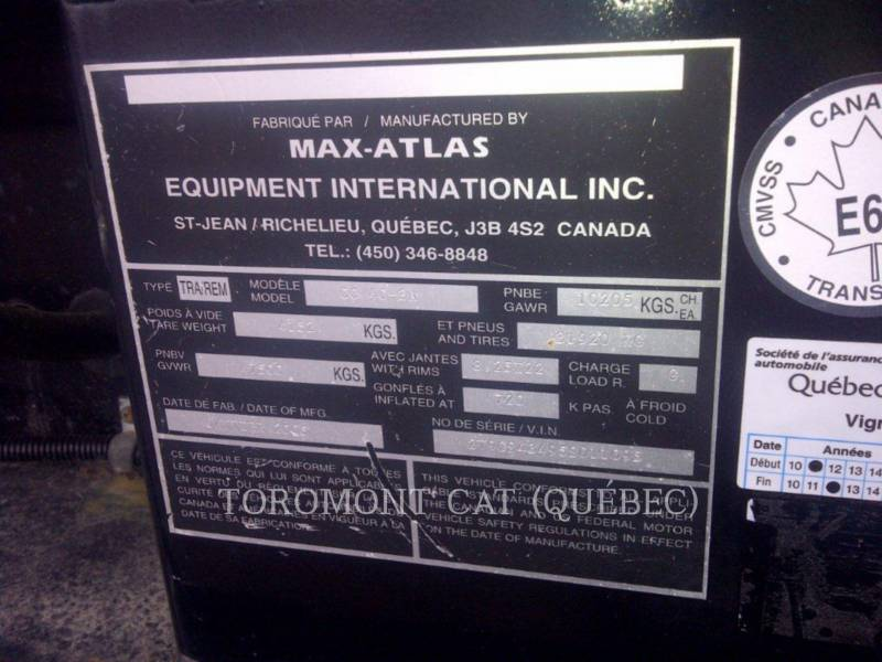 CATERPILLAR MODULES D'ALIMENTATION HQ1000_3512_347/600V equipment  photo 3