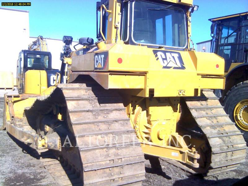 CATERPILLAR TRACK TYPE TRACTORS D6T LGP equipment  photo 4
