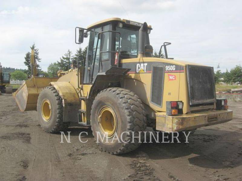 Caterpillar ÎNCĂRCĂTOARE PE ROŢI/PORTSCULE INTEGRATE 950G II equipment  photo 4