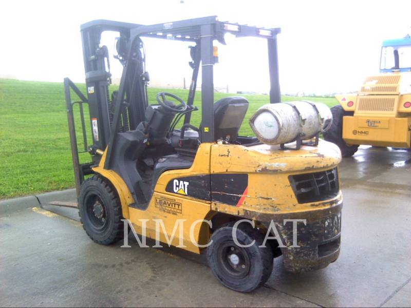 CATERPILLAR LIFT TRUCKS MONTACARGAS P6500LP_MC equipment  photo 4