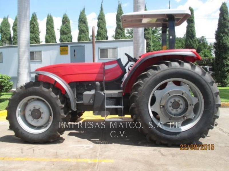 AGCO-MASSEY FERGUSON TRACTORES AGRÍCOLAS MF2695 4WD equipment  photo 2